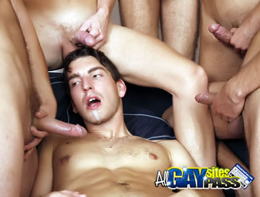Gay Groupsex HCVC320 7