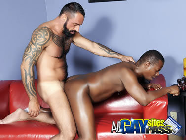 Gay Interracial HDVC157 5