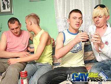 Drunk Dudes 2 scene 1 1