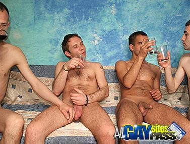 Drunk Dudes 2 scene 2 1