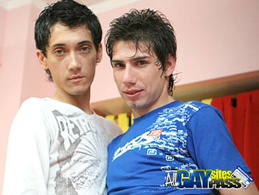 Joel and Pierre 1